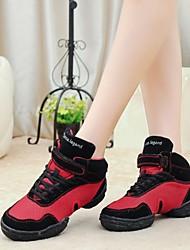 spaccati soli pattini heeldance basso sneakers di ballo delle donne (più colori)
