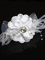 Women's Fabric Headpiece-Wedding / Special Occasion / Outdoor Hair Combs / Flowers