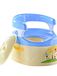Kids Potty Chair,Taditional Plastic Sky-Blue