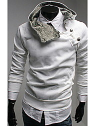 Playgame Men's Casual Purified Cotton Hoodie