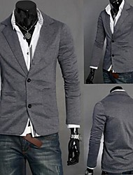 PROMOTION Men's Fashion Jackets Men's Knitted Suits