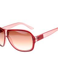 100% UV400 Oversized PC Retro Sunglasses