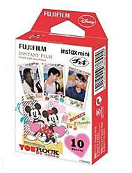 Fujifilm Instax mini direct kleurenfilm - mickey& vrienden