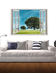 3D Wall Stickers Wall Decals, Tree Home Decor Vinyl Wall Stickers