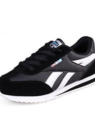 scarpe da tennis di cuoio degli uomini di corte interna per più colori disponibili