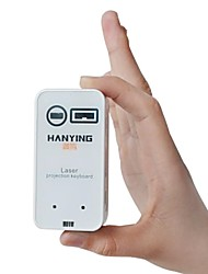 LS-200 Hanying projection laser clavier avec souris pour les appareils mobiles