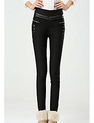 moda jojo donne ispessisce skinny pants