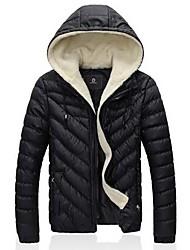 nouveau coton de la veste de coton épaississement d'hiver coréen des hommes
