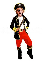 One Eye Pirate Kids Halloween Costume