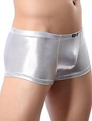 sexy en cuir sous-vêtements masculins