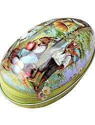padrão canguru masculino easter diy casca de ovo pintado, folha de flandres