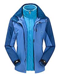 De Topsky winter vrouwen twee stukken drie-in-een koude bescherming ski-jack