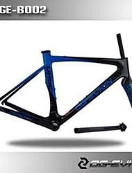 og-b003 og-evkin di2 bb386 carbono freno v cuadro de la bicicleta de carretera / mecánica