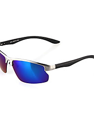 Polarized Men's Wrap Carbon Fiber Lightweight Driving Sunglasses