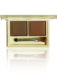 Double Colors Eyebrow Powder(6 Selectable Colors)