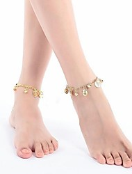 Belly Dance Fashion All-Matching Metal Ankle Chain