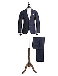 saphir vichy adapté costume ajustement 100% laine