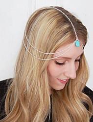 Mode einfachen Quaste Wassertropfen Stirnbänder (55 + 5 cm) (1 Stück)