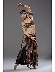 Belly Dance Accessories Tribal Style Performance 1 Armwear and 1 Handwear