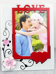 cadre amour lettres amateurs de photo (couleurs aléatoires)