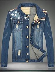 la nouvelle star veste en jean pour hommes
