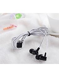 GOFO elegante trasduttore auricolare di 3.5mm con il microfono per il iphone iphone 6 6 plus / 5s / 5 / 4s / 4
