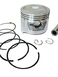 47mm Piston Rings Set For Chinese Made 4 Stroke 70CC Horizontal Engine Dirt Pit Bike ATV