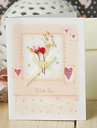 Love Mini Thank You Card Gift Card