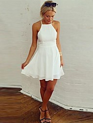 Women's Solid Dress,Sexy