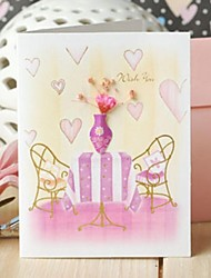 The Vase Mini Thank You Card Gift Card