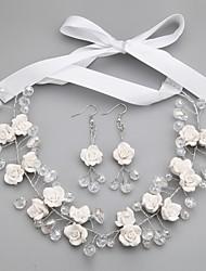Child's/Women's Alloy Jewelry Set
