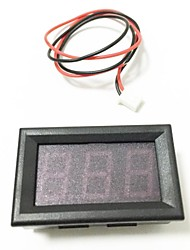"diy modulo 0.56 ""voltmetro digitale led nero 2.5 ~ 30v"