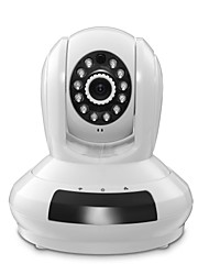 FUJIKAM FI-362 Cloud Baby Monitor CMOS CCTV Cloud IP P/T Camera w/ WiFi & P2P, 1.0MP HD 720P, 10m IR - UK Plug