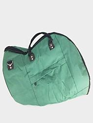 bolsa de bocina portátil (añadir algodón bolsa ggreen suave)