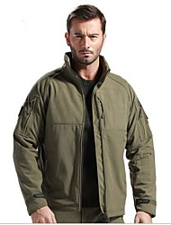 ESDY TAD US Active-duty Rangers Designated Section Commander Level Jackets Mens` Outdoor Jacket