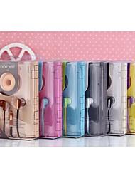 v-42 creative nuove cuffie in-ear per il telefono e altri (colori assortiti)