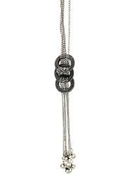 de metal cadeia de confecção de malhas das mulheres xunli longo colar