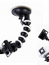 Accessoires für GoPro,Stativ Action Cam ZubehÖr Saugnapfhalterung HalterungFür-Action Kamera,Gopro Hero 2 Gopro Hero 3 Gopro Hero 3+