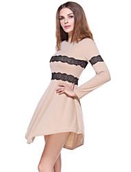 VONIWomen's European Korean Fashion Dress