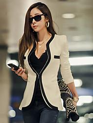 JFS Women's Casual Fitted Suit Blazer