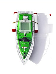 Fisher Green 200M Remote 2 Hour Mini RC Bait Fishing Boat