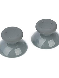Replacement Plastic Analog Cap for Xbox 360 Controller (Grey)