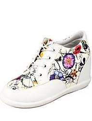 DONNE - Sneakers alla moda - Punta tonda - Ballerine Similpelle - Nero/Blu/Verde