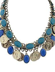 Европа женщин и Соединенные Штаты, чтобы восстановить древние способы личность шутника ожерелье