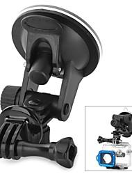 titulaire w / ventouse mini-voiture universel pour GoPro Hero 4/1/2/3 / 3+