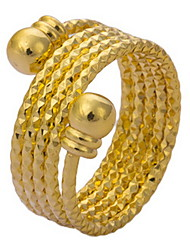 Yue Women's Causual Fashion Surround Ring