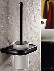 Oil Rubbed Bronze Toilet Brush Holder