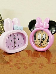 Fashion Cartoon Mickey Rabbit Alarm Clock (Random Delivery)