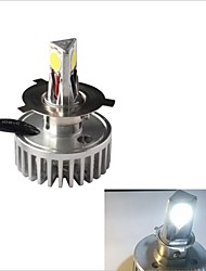 18W 1800LM 3 Surface LED Motorcycle Headlamps Headlamp High Brightness Light Of Motorcycle For H4 H6 Model