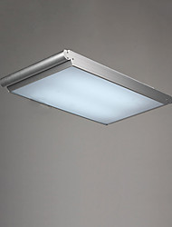 Flush Mount,2 Light Simplism Style Metal